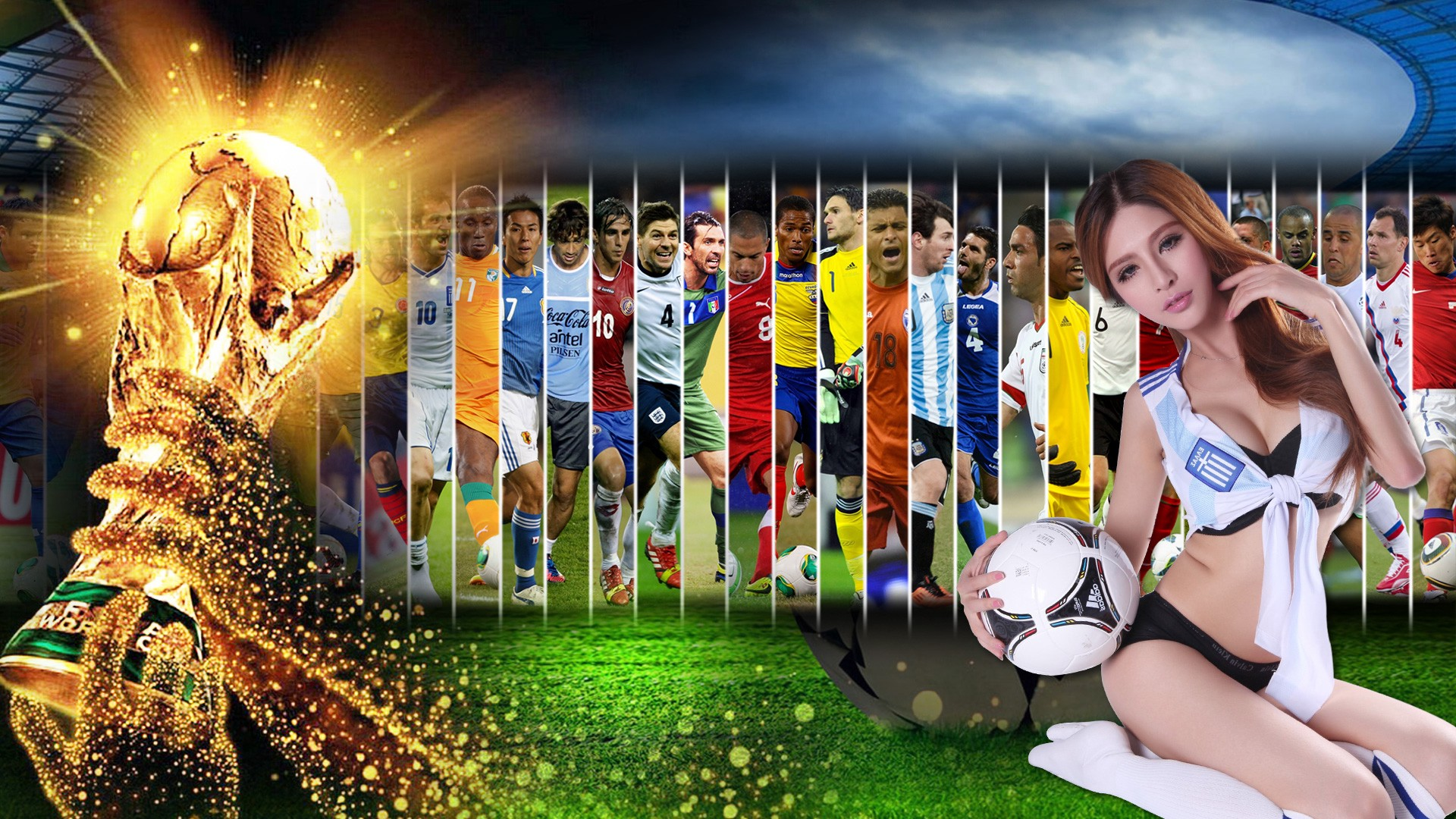 Why Play Soccer Gambling Online?