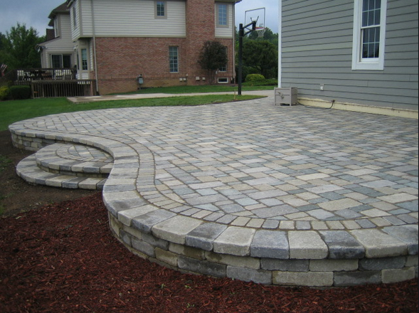 Landscaping Services offering 3D Designs before Installation