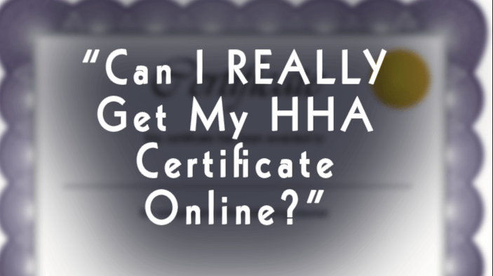 Why HHA is the Most Responsible Profession?