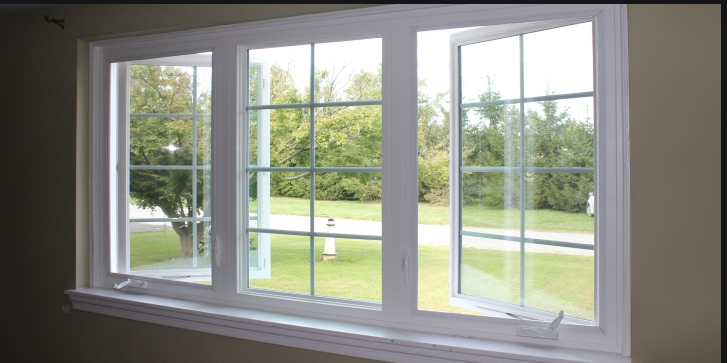 A damaged window is not a problem with the window replancement Houston