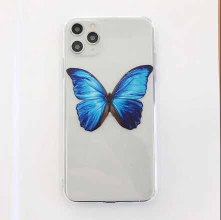 Butterfly phone case For A Pretty And Safe Phone