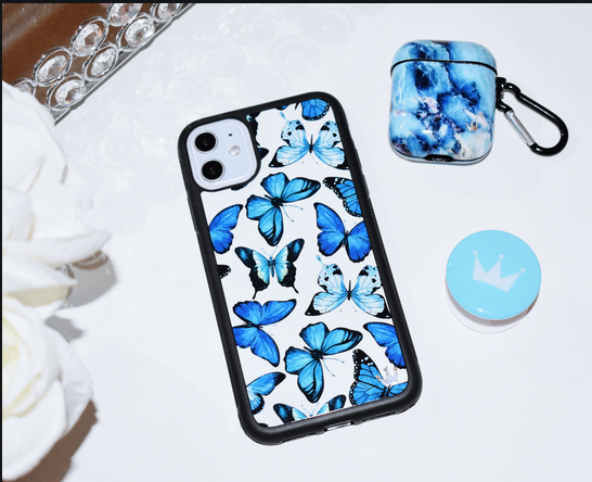 Butterfly iphone cases Amd Their Cost