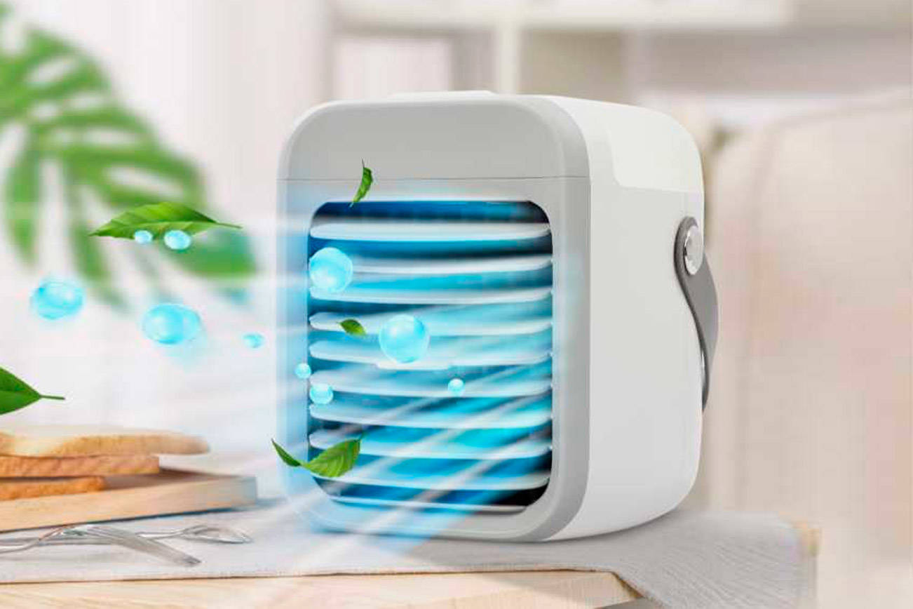Blast Auxiliary Ac To Cool Down Your Room