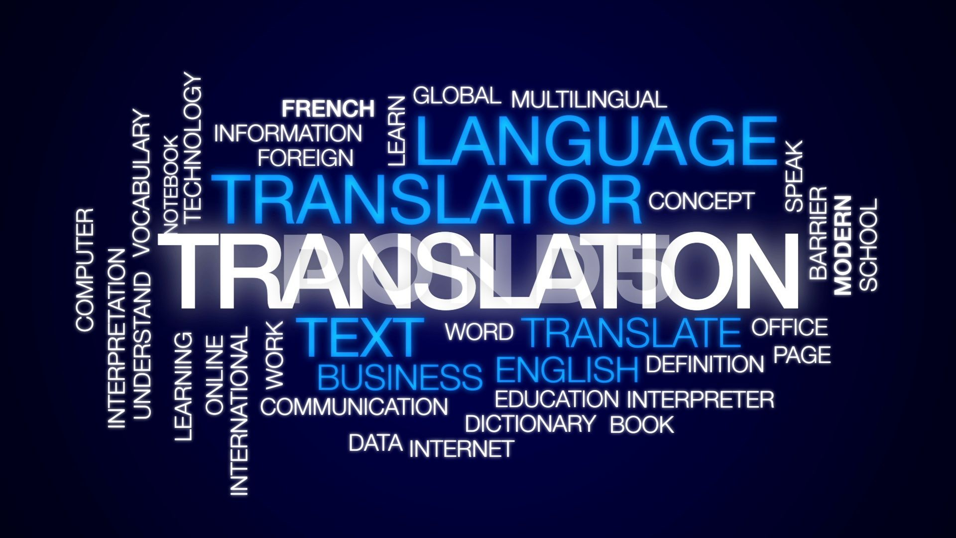 The services of a professional translation agency like Bubbles are very important