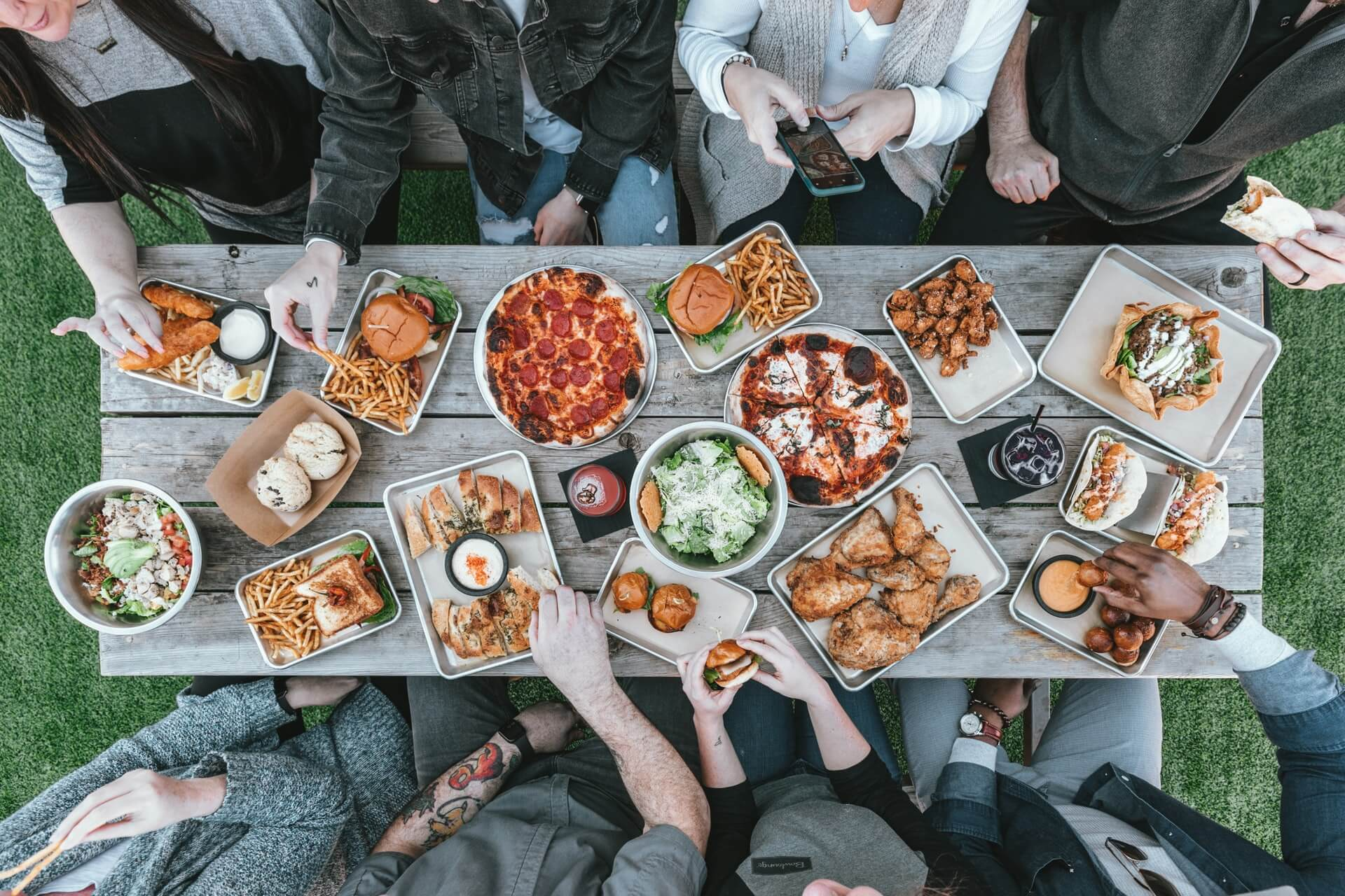 Benefits Of Choosing Party Catering