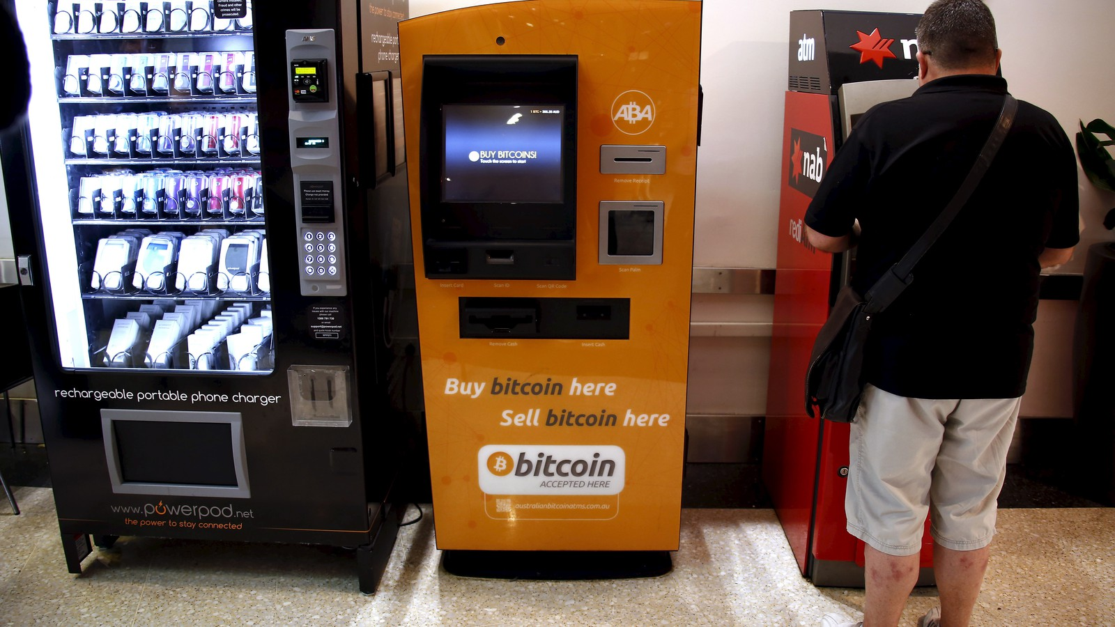 Find out what are the ways you can buy Bitcoin near me