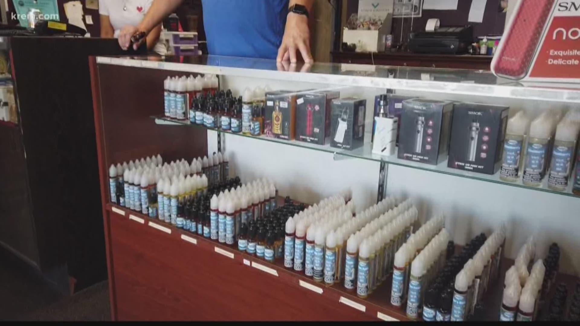 E-Cigarettes Economy and Cash